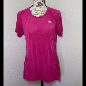 Under Armour Heat Gear Semi Fitted  Women's Size M